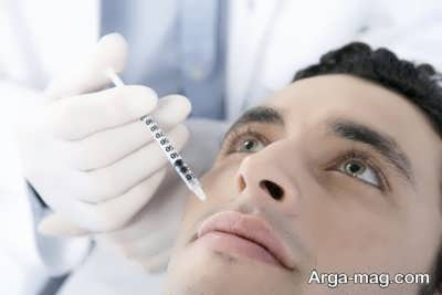 تزریق چربی به بدن