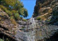 آبشار زیبای کلوگان