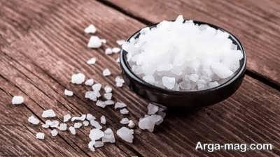 یکی از عوارض کاهش نمک نارسایی قلبی می باشد