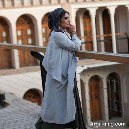 عکسی جدید از لیندا کیانی در کاشان