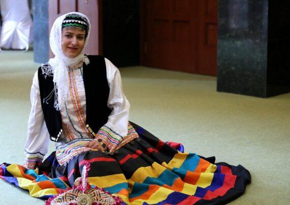 مدل لباس محلی مازندرانی