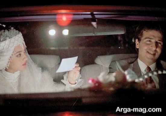 عکس های جذاب نیکی کریمی در فیلم عروس