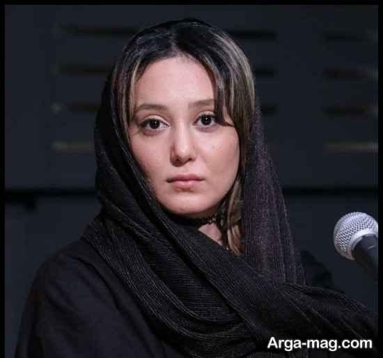 عکس های ساقی حاجی پور در مراسم تجلیل از عوامل هم گناه