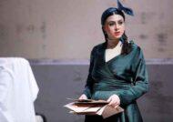 نمایشنامه خوانی آزاده صمدی