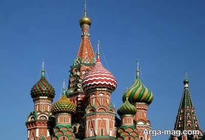 کاخ کرملین در مسکو