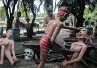 مناظر پارک جهنم تایلند