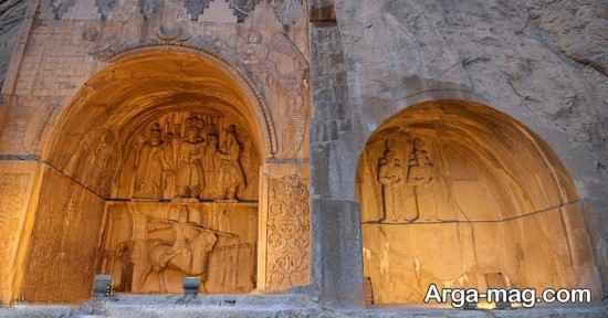 آثار تاریخی بستان