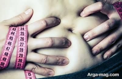 انواع روش برای صاف نمودن شکم