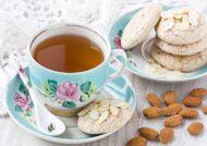 آشنایی با طرز تهیه چای بادام