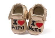 مدل کفش نوزادی