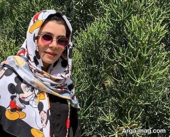 آشنایی با بیوگرافی فاطمه امینی مجری و بازیگر