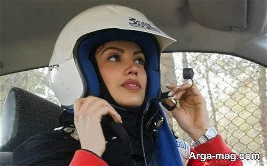 زندگینامه لاله صدیق نخستین اتومبیلران زن رالی ایرانی