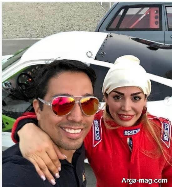 آشنایی با بیوگرافی لاله صدیق ورزشکار موفق ایرانی