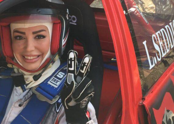 آشنایی با بیوگرافی لاله صدیق راننده حرفه ای مسابقات رالی ایرانی