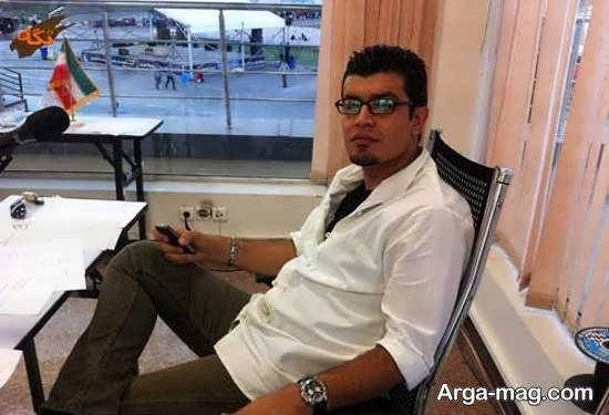 زندگینامه پیمان طالبی مجری معروف تلویزیون