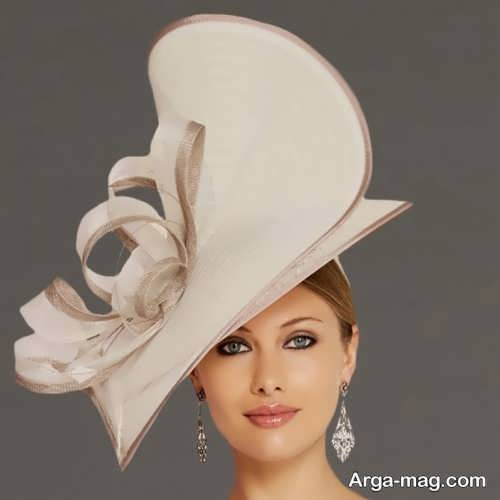 کلاه مخصوص عروس