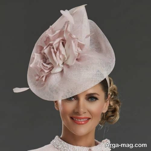 کلاه جدید عروس