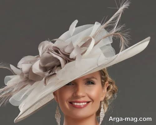 کلاه شیک عروس