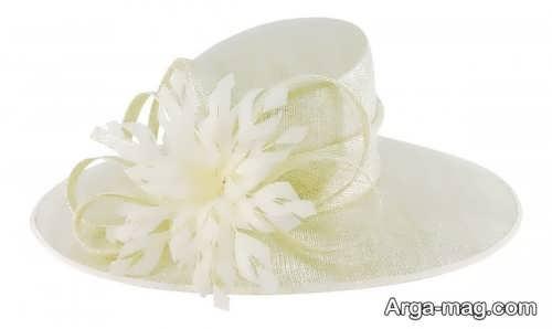 کلاه گلدار عروس