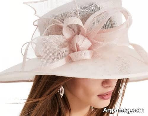 کلاه خاص عروس