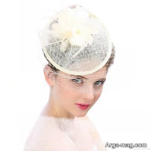 کلاه کوچک برای عروس