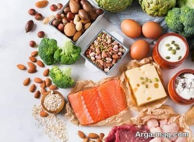 رژیم غذایی منماسب و کاهش اختلال مه مغزی