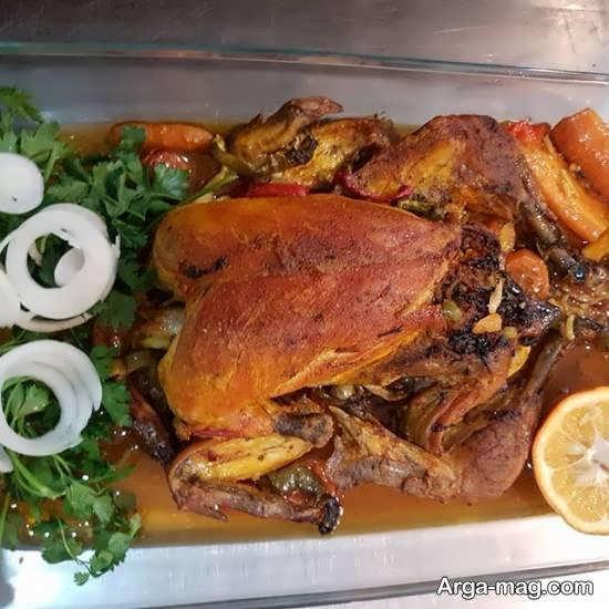 انواع ایده های زیبا برای دورچین مرغ