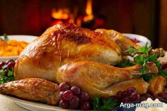 ایده هایی لاکچری و زیبا از دورچین مرغ