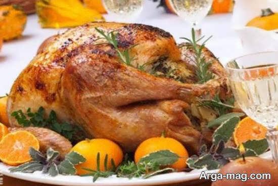 انواع ایده های خاص و لاکچری دورچین مرغ