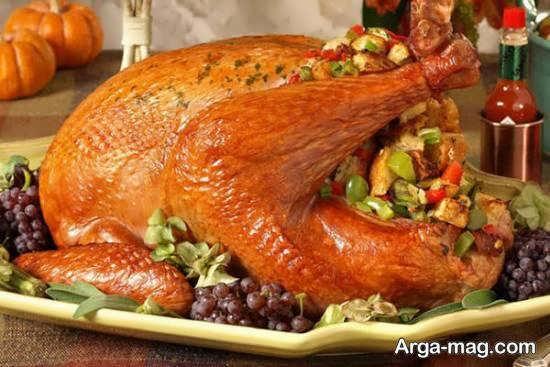 انواع نمونه های زیبا و منحصر به فرد تزیین مرغ برای سلیقه های مختلف