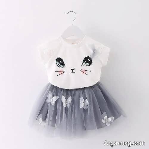 لباس برای کودکان زیر دو سال