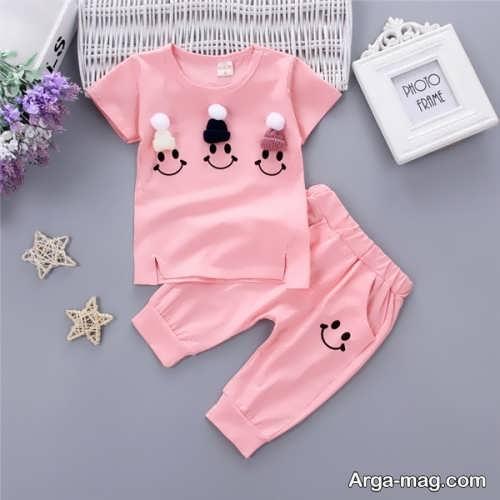 مدل لباس شیک برای کودک زیر دو سال