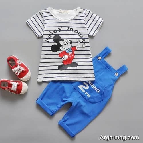 طرح لباس مخصوص کودک