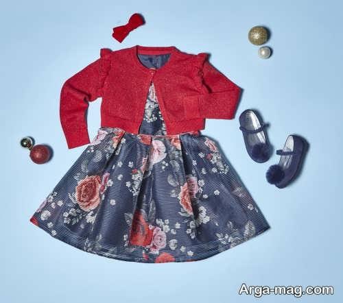 ست لباس برای کودک