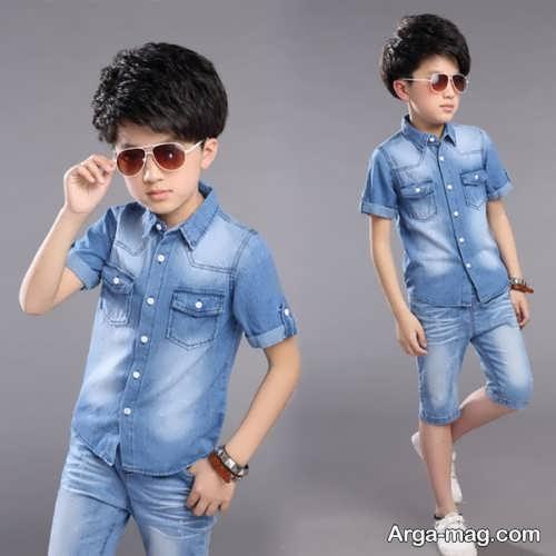 مدل لباس کودک زیرده سال