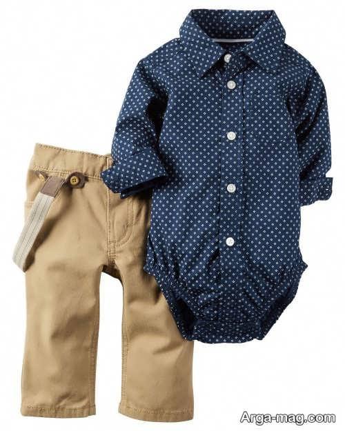 لباس مخصوص کودک زیر ده سال