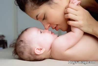 متن احساسی برای مادر شدن