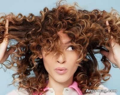 روش های حفاظت از موهای فر