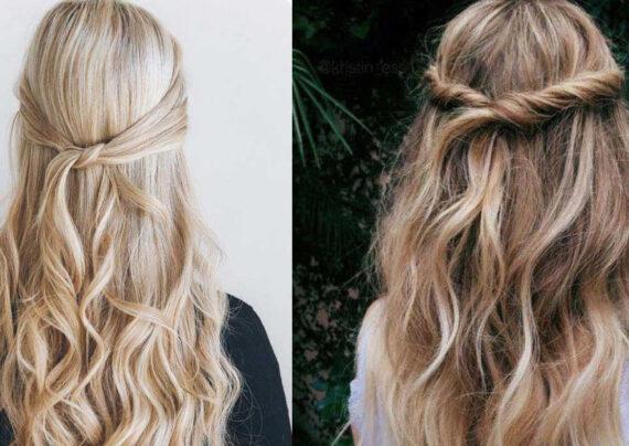 مدل موی آسان