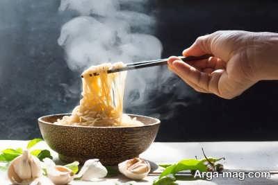 شناخت عادت غذایی مردم ژاپن