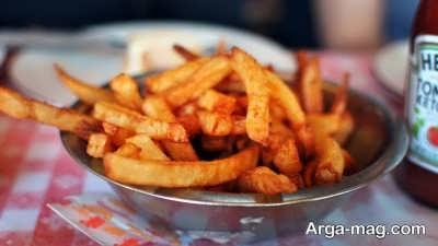 اشنایی با غذاهای چاق کننده