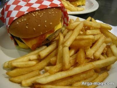 مصرف چیپس برای افزایش وزن