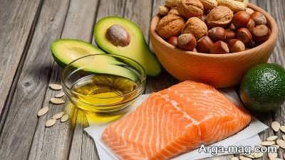 مواد غذایی چاق کننده و نحوه مصرف آن