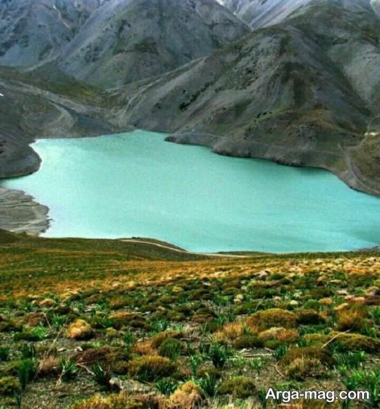 دریاچه گلبهار