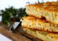 آشنایی با طرز تهیه نان فوکاسیا