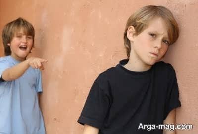 نا آگاهی والدین در تحقیر کردن فرزندان