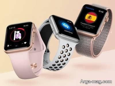 مشاهده اپلیکیشن ها در اپل واچ