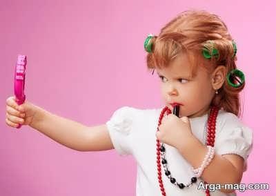 سندروم پرنسس کوچولو در کودکان مدلینگ
