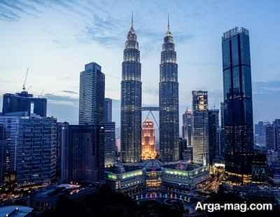 داشنگاه های مالزی