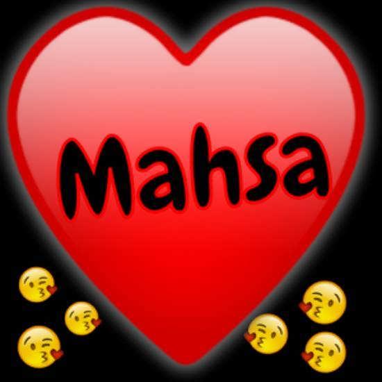 ایده هایی جذاب و ناب از عکس پروفایل نام مهسا